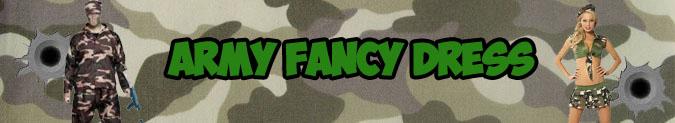 Army Fancy Dress