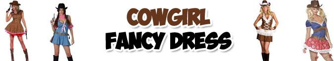 Cowgirl Fancy Dress