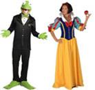 Innovative  Adult Womens Disney Wicked Snow White Halloween Fancy Dress  EBay